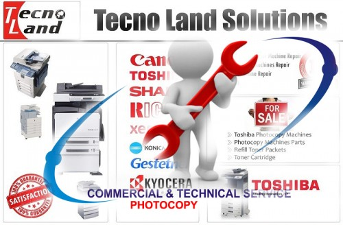 Dịch Vụ Sửa Chữa Máy Photocopy Nhanh Chóng Chuyên Nghiệp Tại TPHCM - Tin Tức