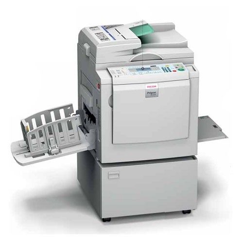 MÁY IN SIÊU TỐC GESTETNER DD 5450 - Máy Photocopy Công Nghiệp