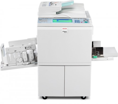 Máy photo siêu tốc Ricoh HQ9000 - Máy Photocopy Công Nghiệp