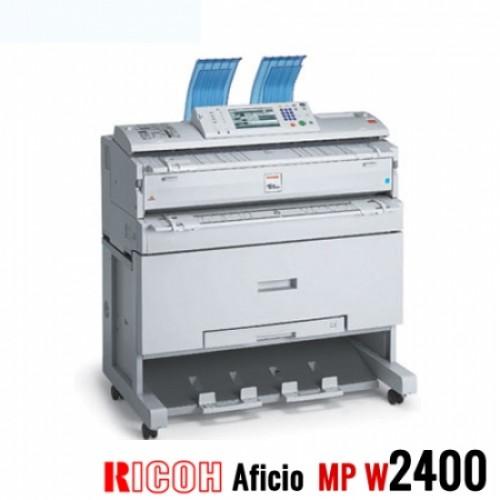 máy Photocopy A0 Aficio MP2400W - Máy photocopy Khổ Lớn