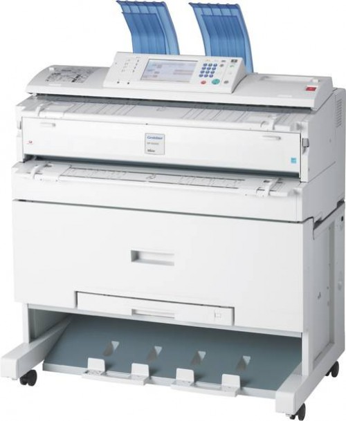 máy Photocopy A0 Aficio MP2401W