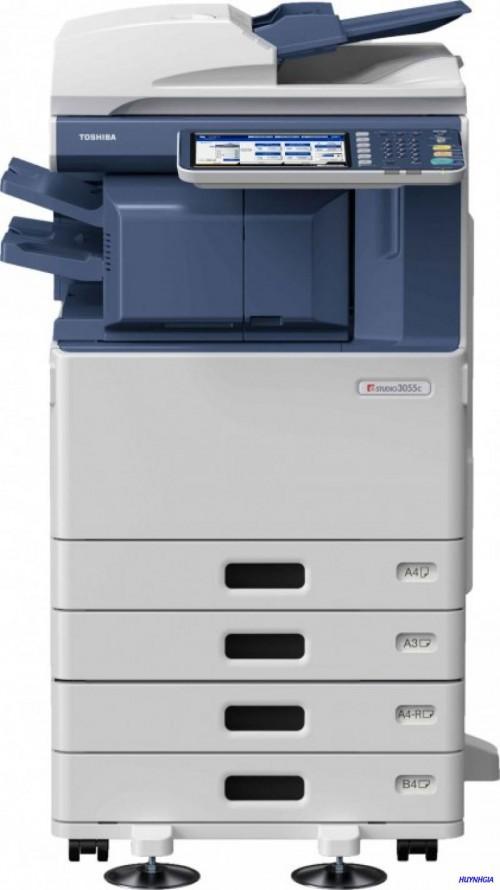 Máy photocopy màu Toshiba C4555 - Thuê Máy Photocopy