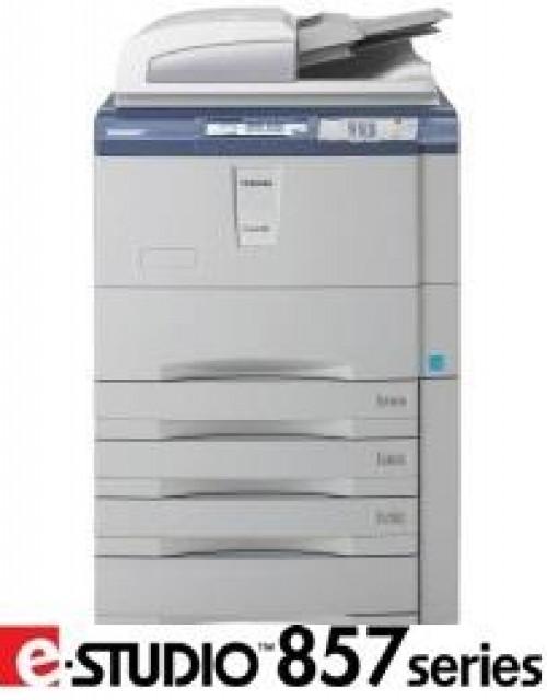 MÁY PHOTOCOPY TOSHIBA E STUDIO 857: - Máy Photocopy Toshiba