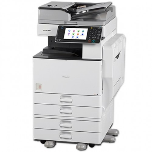 Photocopy Màu Ricoh Aficio MP C4502 (Model 2015) - Máy Photocopy Ricoh