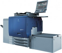 Konica Minolta Bizhub Press c8000